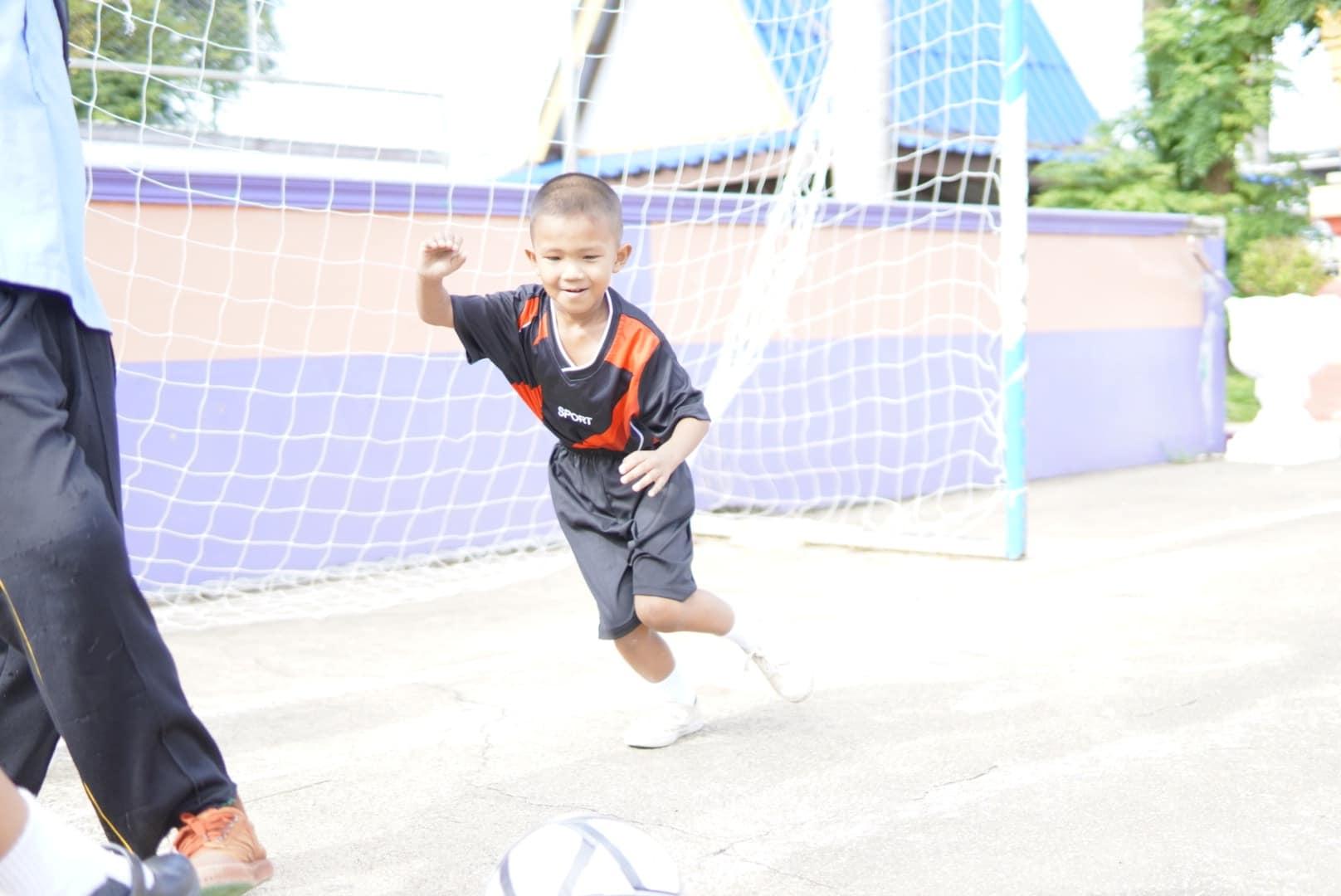 งานแข่งฟุตบอล